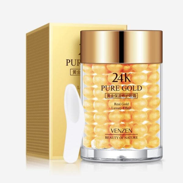 24K Gold Eye Cream