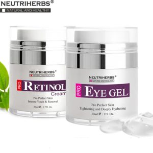 Neutriherbs 2 in 1 Eye Gel Cream Face Cream