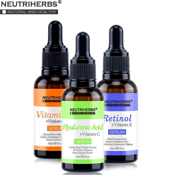 Neutriherbs Face Serum 3 In 1 Set