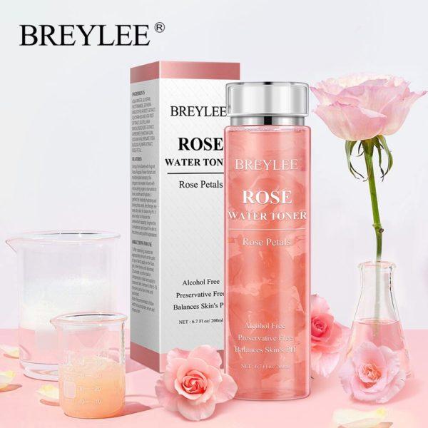 Breylee Rose Water Toner