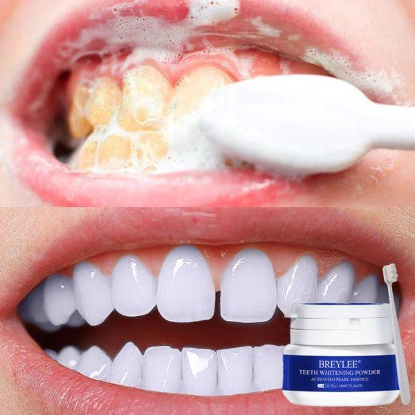 Teeth Whitening Powder Pearl